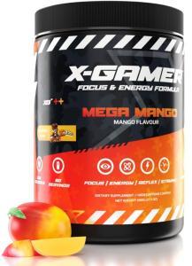 X-GAMER - X-Tubz Mega Mango 600g   AC97QF