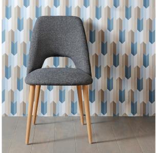 Kjøkkenstol 64 Cm - Hvit