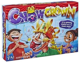 Hasbro Gaming - Chow Crown (E2420)   AC5SG4