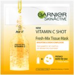 Garnier Fresh Mix Tissue Mask Vitamin C Unisex No color