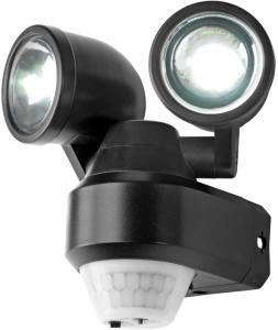 ANSLUT LED-lampe med bevegelsessensor