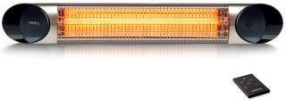 VEITO Blade 2000W Terrassevarmer m/fjernkontroll (8697412950447)