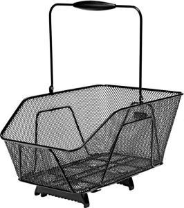 Unix Rosetto Basket Veskeclip black  2020 Sykkelkurver til bagasjebrett