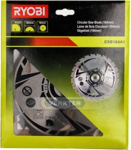 Sagblad for tre RYOBI 184x1,6x20,0 mm Z24