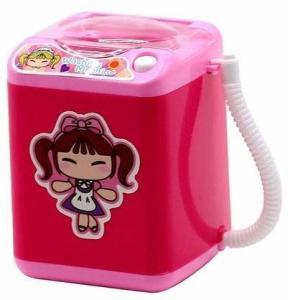 Mini Vaskemaskin for Sminkebørster