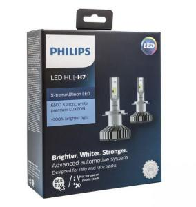 Philips H7   Philips X-treme Ultinon LED