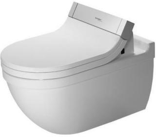 Vegghengt toalett Duravit Starck3 WonderGliss SensoWash