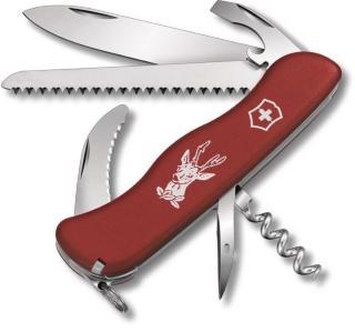 Victorinox Hunter, Red, OneSize
