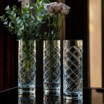 Magnor Skyline Lux Clear vase 300 mm