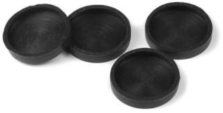 Gummi beskyttelse Ø 17 mm til disk eller krok magneter