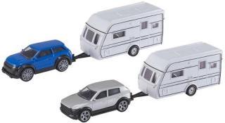 Teamsterz, Bil med campingvogn 25 cm