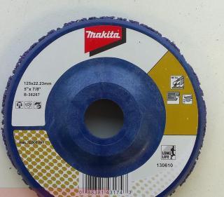 Slipeskive Makita 125 mm