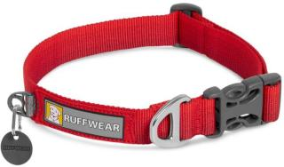 Ruffwear Front Range Collar, Red Sumac, 51-66 Cm