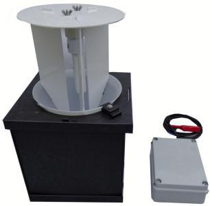 Compact Heath Trap lysfelle med 20W lampe Sammenleggbar - 12 V