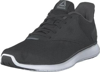 Reebok Instalite Lux Blk/gry/shdw/wht/slvr, Sko, Sneakers og Treningssko, Sneakers, Grå, Dame, 41