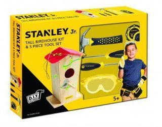 Stanley JR Fuglekasse Med Verktøysett 5 Deler