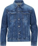G-Star Jeansjakke 3301 Slim Jkt Men Blue