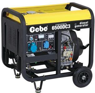 Gebe Strømaggregat PM 6500 DC3 230