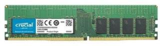 Crucial - DDR4 - 32 GB - DIMM 288-pin - registered CT32G4RFD8293