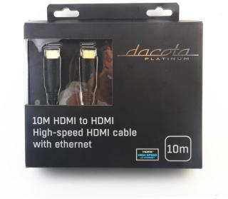 DACOTA PLATINUM HDMI CABLE 4K 10M W/IC