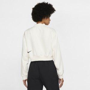 Nike Sportswear Tech Pack City Ready bomberjakke til dame - White M