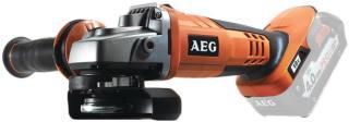 Vinkelsliper AEG BEWS 18-125BLPX-0 18 V (uten batteri og lader)