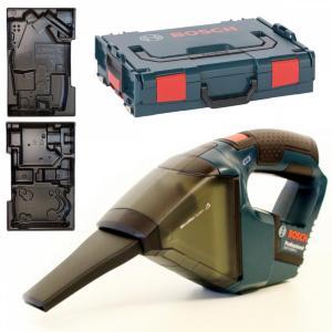 Støvsuger Fakir Premium 12V230V oppladbar inkl. LED lykt