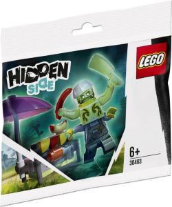 LEGO Hidden Side - 30463 Kjøkkensjef Enzos hjemsøkte pølser