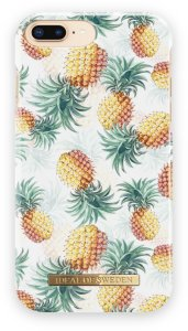 IDEAL OF SWEDEN Fashion Case iPhone 8 Plus Pineapple Bonanza Deksler > Apple > Female