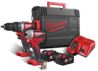 MILWAUKEE POWERPACK M18 BLPP2B2-502X