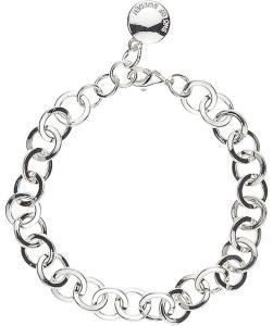 SNÖ of Sweden Ellen Brace Single Accessories Jewellery Bracelets Chain Bracelets Sølv SNÖ Of Sweden Women