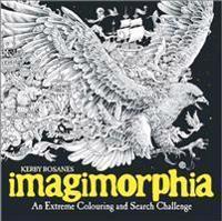 Imagimorphia. En helt spesiell fargeleggings- og tegnebok Orage
