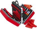 Knipex Verktøykasse 1000V Universal 48 Deler 89658 Verktøykasse med tilbehør
