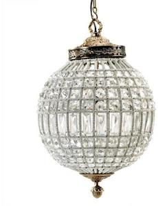 Nordal Crystal lamp taklampe - Medium