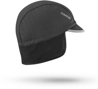 GripGrab Windproof Winter Cycling Cap, Black, 57-60
