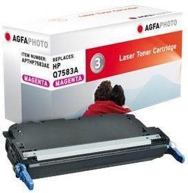 AGFAPHOTO Magenta - tonerpatron (alternativ for: HP Q7583A, Canon 711M, HP 503A) - for HP Color LaserJet 3800, 3800dn, 3800dtn, 3800n, CP3505, CP3505dn, CP3505n, CP3505x (APTHP7583AE)