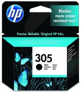 HP Blekkpatron Sort 305 (120 sider) 3YM61AE (Kan sendes i brev)