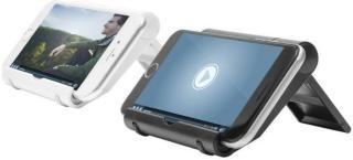 Linocell Stativ for mobiltelefon og nettbrett Svart