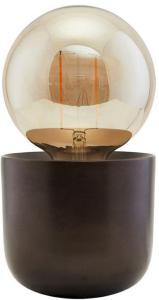 House Doctor Bordlampe Gleam Antikkbrun