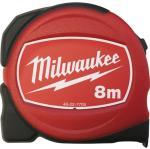Milwaukee S8/25MM Målebånd 8 meter