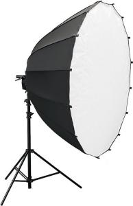 Parabolsk Softboks - Indirekte - 120 cm