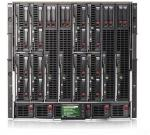 HP BLc7000-kabinett, 1-fase med 2 strømforsyninger, 4 vifter, 16 ICE bladutgavelisens (403321-B22)