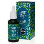 Good Sweet Drops of Stevia - Pebermynte - 50 ml