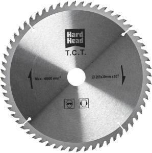 HARD HEAD Sagblad 255x2,0x30mm