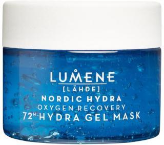 Lumene Lähde NORDIC HYDRA Oxygen Recovery 72h Hydra Gel Mask (150ml)