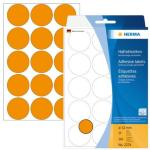 Herma Etikett lys orange 32mm 4008705022743 (Kan sendes i brev)