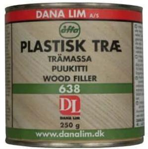 Dana lim Formtre - Plastisk tre 250 gram Eik