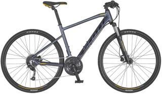 Scott Sub Cross 40 Hybridsykkel Alu, Shim Altus 9s, 14kg