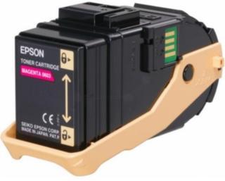 Epson Tonerkassett magenta 7.500 sider S050603 Tilsvarer: N/A Epson