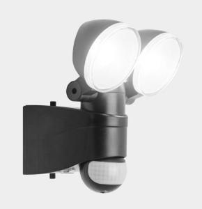 Ledsavers Batteridrevet LED-lyskaster 500 lm